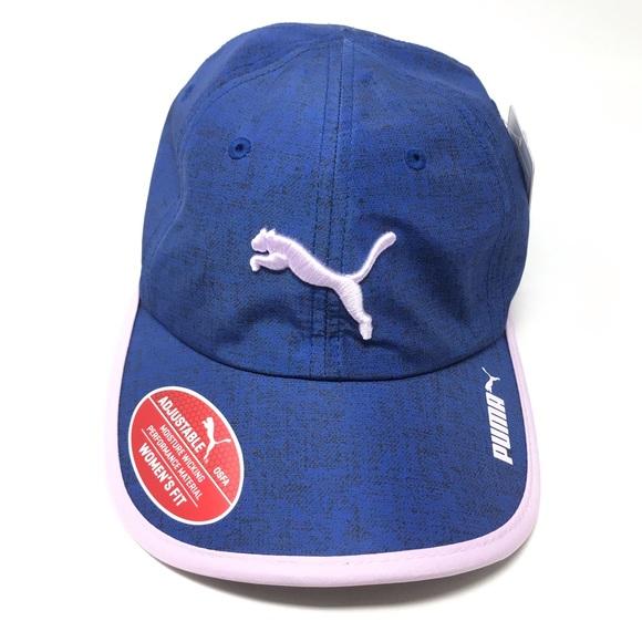 69b19fa6e Puma Evercat Taylor Running Hat Cap Adjustable NWT Boutique